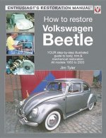 How to Restore Volkswagen Beetle: Your Step-By-Step Illustrated Guide to Body, Trim & Mechanical Restoration All Models 1953 to 2003