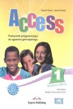 Access 1 Student's Book z plyta CD