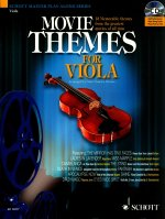 Movie Themes for Viola: 12 Memorable Themes from the Greatest Movies of All Time