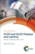 Oled and Qled Displays and Lighting: Materials, Processing and Production