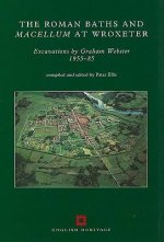 The Roman Baths and Macellum at Wroxeter: Excavations by Graham Webster 1955-85