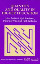 Quantity and Quality in Higher Education