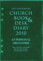 The Canterbury Church Book & Desk Diary 2010
