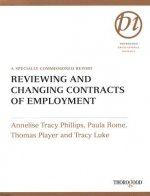 Reviewing and Changing Contracts of Employment: A Specially Commissioned Report