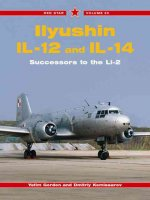 Ilyushin Il-12 and Il-14: Successors to the Li-2