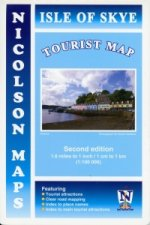 Nicolson Map: Isle of Skye Tourist Map 1 : 100 000