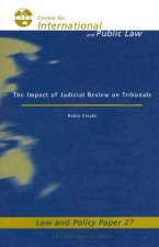 The Impact of Judicial Review on Tribunals