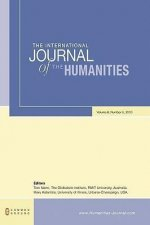 The International Journal of the Humanities: Volume 8, Number 6