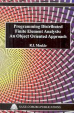 Programming Distributed Finite Element Analysis: An Object Oriented Approach