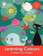 Learning Colours in Maori and English