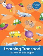 Learning Transport in Samoan and English