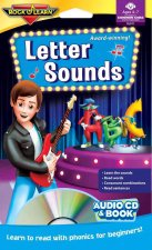 Letter Sounds [With Paperback Book]