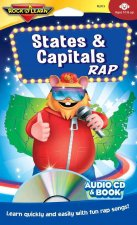 States & Capitals Rap [With Book(s)]