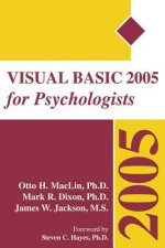 Visual Basic 2005 for Psychologists