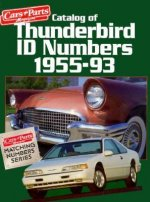 Catalog of Thunderbird Id Numbers, 1955-93