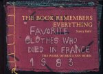 The Book Remembers Everything: The Work of Erica Van Horn