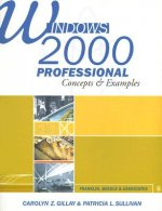 Windows 2000 Professional: Concepts & Examples [With Disk]