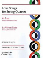 Love Songs for String Quartet: