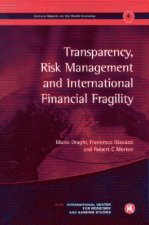 Transparency, Risk Management and International Financial Fragility [With Shaping Change-Strategies of Transformation]
