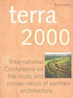 Terra 2000: Preprints and Postprints Edited by John Fidler, John Hurd and Linda Watson