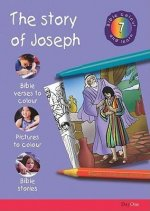 Bible Colour and Learn: 7 Joseph