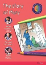Bible Colour and Learn: 11 Mary