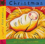Christmas: A Sparkly First Word Book