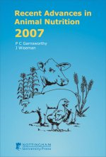 Recent Advances in Animal Nutrition 2007