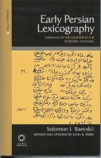 Early Persian Lexicography: