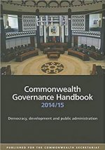 Commonwealth Governance Handbook 2014/15: Democracy, Development, and Public Administration