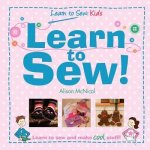 My First Learn to Sew Book