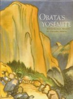 Obata's Yosemite Woodblock Print [With Envelopes]