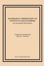 Rashbam's Commentary on Leviticus and Numbers