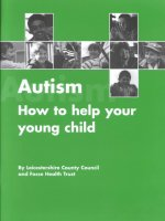 Autism: How to Help Your Young Child