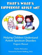 That's What's Different about Me!: Helping Children Understand Autism Spectrum Disorders