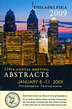 Aia 110th Annual Meeting Abstracts: Volume 32
