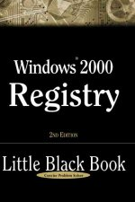 Windows 2000 Registry Little Black Book