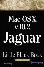 Mac OS X Version 10.2 Jaguar Little Black Book