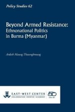 Beyond Armed Resistance: Ethnonational Politics in Burma (Myanmar)