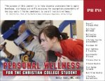 Personal Wellness for the Christian College Student: PE Fit