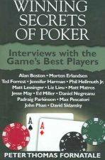 Winning Secrets of Poker: Poker Insights from Professional Players