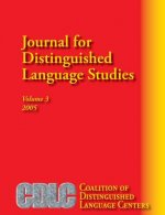 Journal for Distinguished Language Studies Volume 3