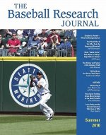 The Baseball Research Journal (Brj), Volume 39 #1