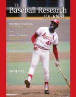 The Baseball Research Journal, Volume 41, Number 1