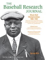 The Baseball Research Journal, Volume 42 #1