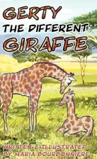 Gerty the Different Giraffe