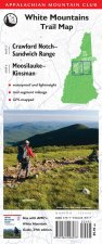 AMC Map: Crawford Notch-Sandwich Range and Moosilauke-Kinsman: White Mountains Trail Map