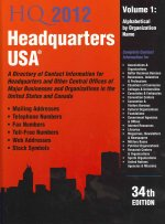 Headquarters USA 2012