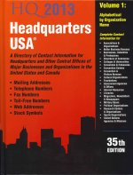 Headquarters USA 2013