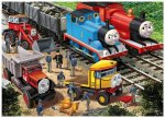 Thomas the Tank Engine: Making Repairs (35 PC Puzzle in a Tin)